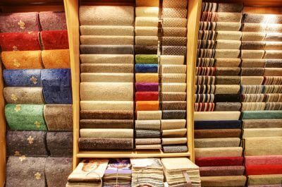 A sample selection of our quality carpets in Poole
